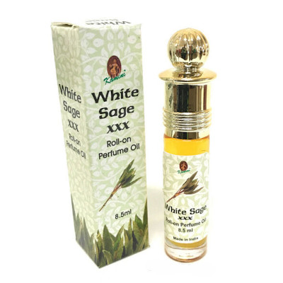God Top White Sage Perfume Oil