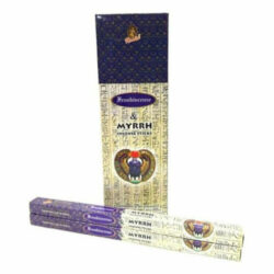 Kamini Frankincense and Myrrh Incense Sticks - Abra Kadabra Kuranda